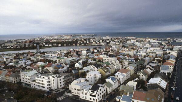 Reykjavík, Islanda, 1986 - Sputnik Italia