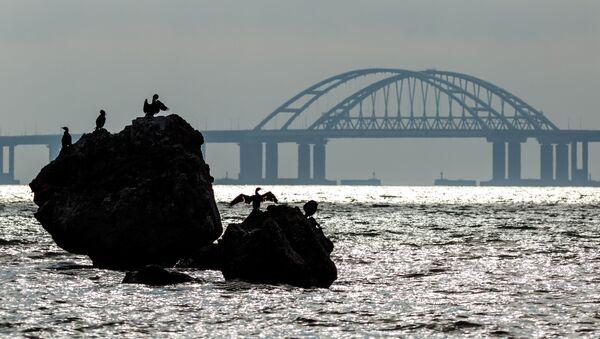 Il ponte di Crimea - Sputnik Italia