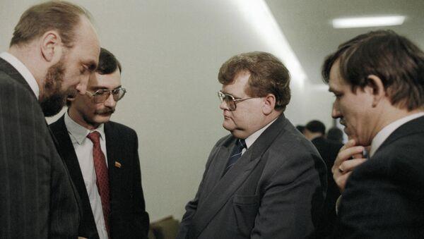 L'ex premier estone ed ex sindaco di TallinEdgar Savisaar - Sputnik Italia