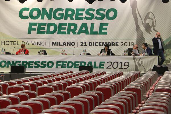 Congresso Federale della Lega - Sputnik Italia
