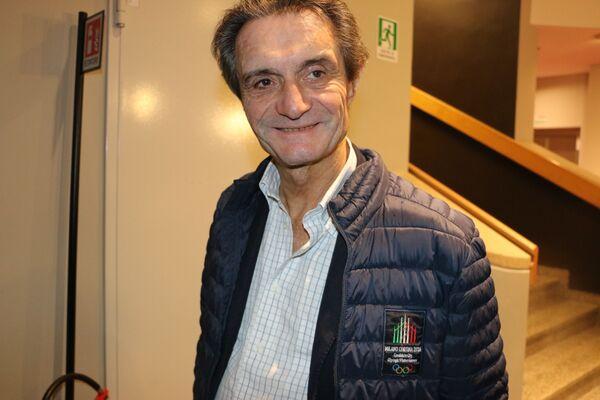 Attilio Fontana al Congresso Federale della Lega - Sputnik Italia