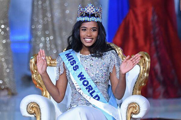 Miss Mondo 2019 Toni-Ann Singh, Londra, il 14 dicembre 2019 - Sputnik Italia