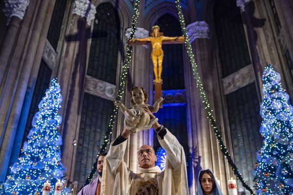 Una messa di Natale ad Istanbul. - Sputnik Italia