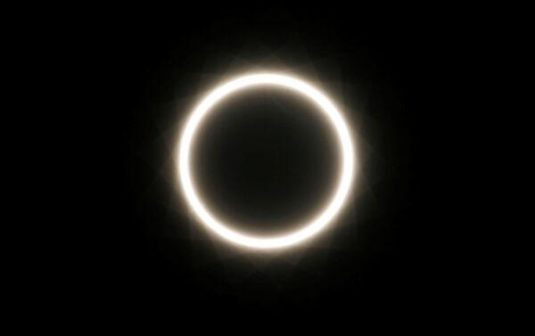L'eclissi solare vista in Indonesia. - Sputnik Italia