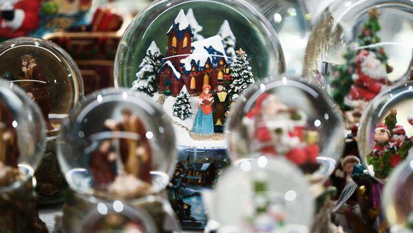 I regali natalizi  - Sputnik Italia