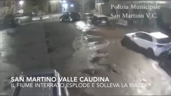 Fiume San Martino - Sputnik Italia