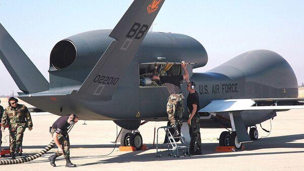 RQ-4 Global Hawk - Sputnik Italia