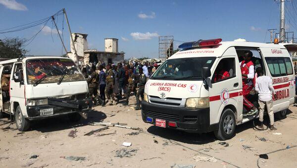 Mogadisho autobomba - Sputnik Italia