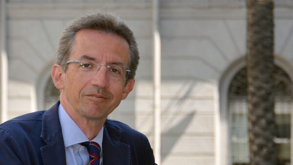Ministro dell'Università e e della Ricerca Gaetano Manfredi - Sputnik Italia