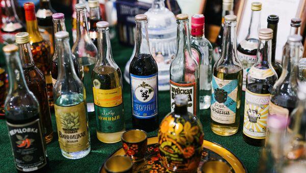 Vodka russa - Sputnik Italia