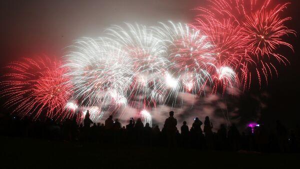 Fuochi d'artificio - Sputnik Italia