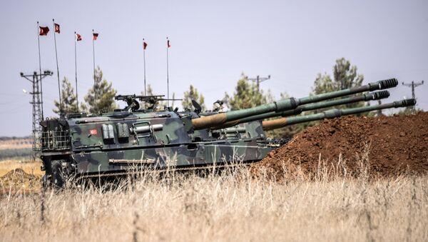 Carri armati turchi - Sputnik Italia