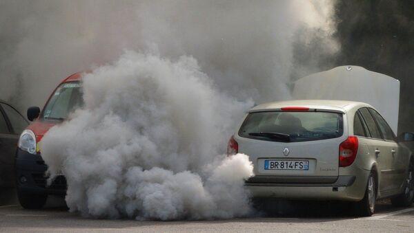 Esplosione auto - Sputnik Italia