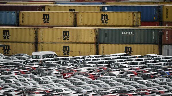 Emissioni CO2 autovetture e furgoni - Sputnik Italia