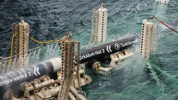 Il gasdotto Turkish Stream - Sputnik Italia