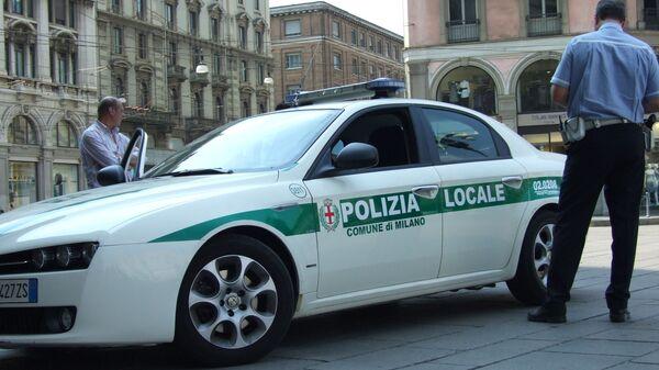 Polizia italiana - Sputnik Italia