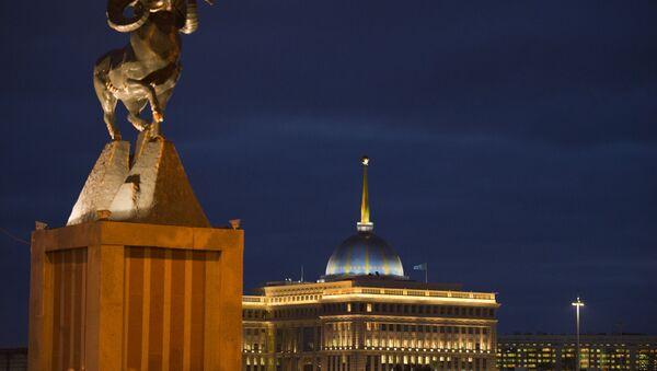 La vista su Astana, Kazakistan  - Sputnik Italia