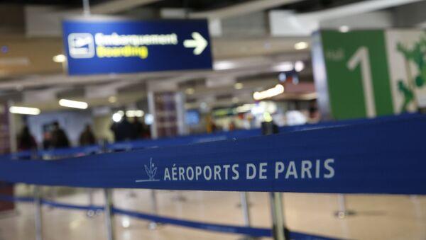 L'aeroporto di Parigi, Charles-de-Gaulle - Sputnik Italia