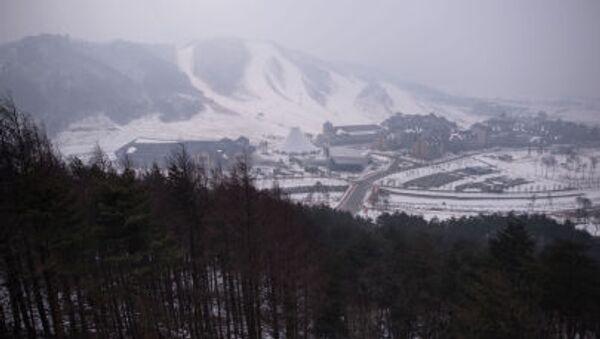 Le Olimpiadi precedenti, quelle di 2018, si terranno in Corea del Sud, nella città di Pyeongchang - Sputnik Italia