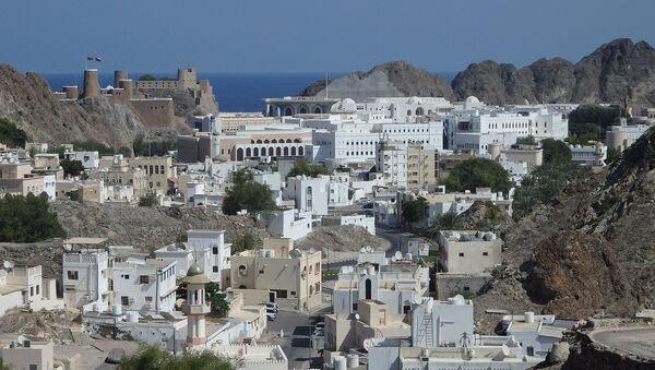 Muscat, Città vecchia. Oman - Sputnik Italia