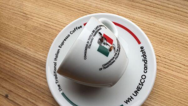 Tazzina Espresso Italiano Tradizionale - Sputnik Italia
