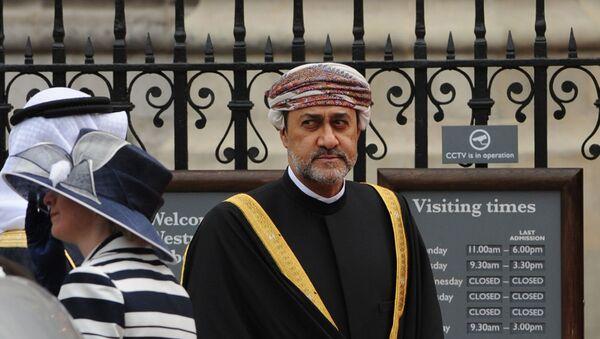 Sayyid Haitham bin Tariq Al Said (foto d'archivio) - Sputnik Italia