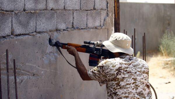 Violazione cessate il fuoco Libia - Sputnik Italia