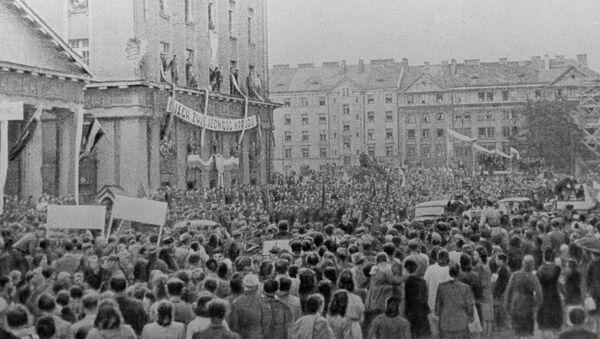 La liberazione di Varsavia - Sputnik Italia