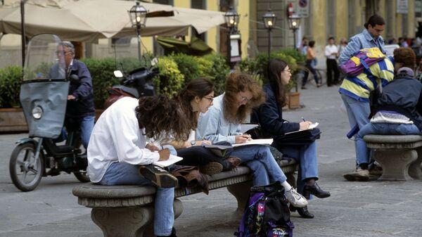 Studenti italiani - Sputnik Italia