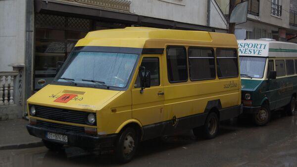 scuolabus - Sputnik Italia