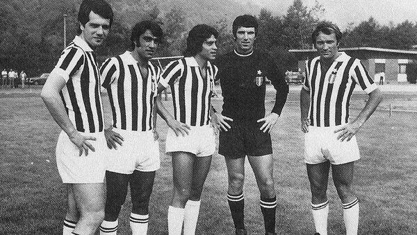 Juventus anni '70 - Sputnik Italia