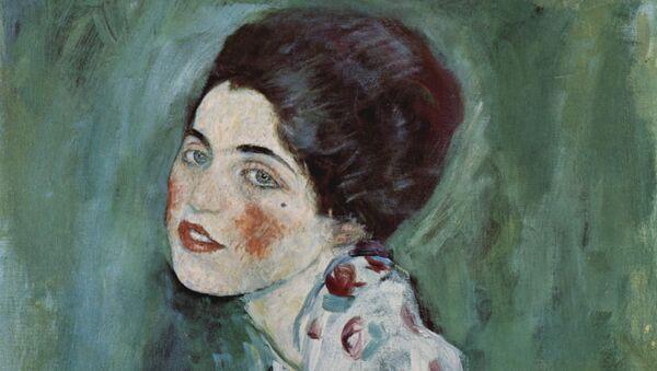 Ritratto di Signora, Klimt - Sputnik Italia