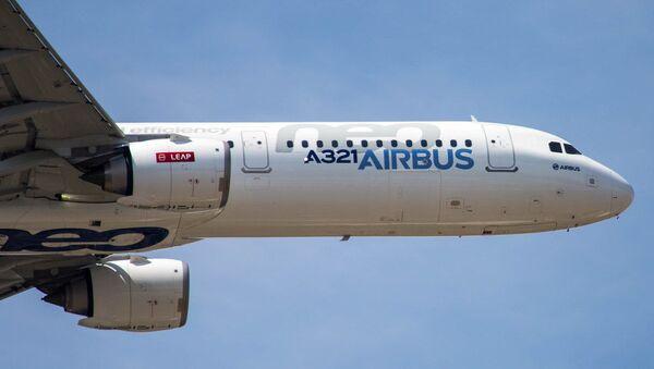 Airbus A321neo - Sputnik Italia