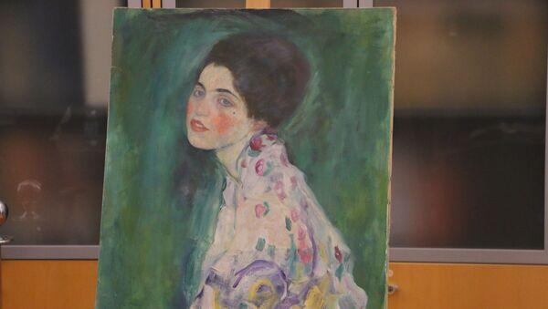 Opera Ritratto di Signora di Klimt - Sputnik Italia