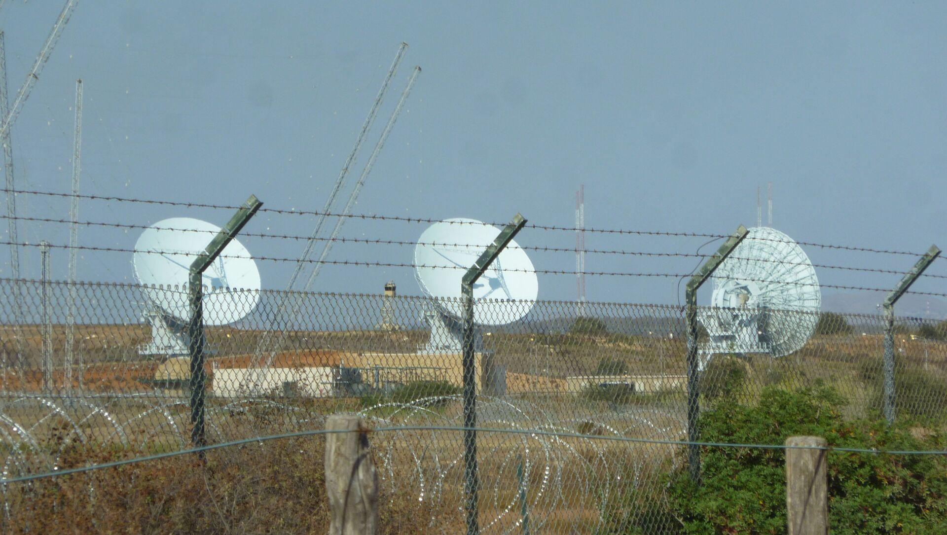 La base militare di Sigonella - Sputnik Italia, 1920, 03.05.2021