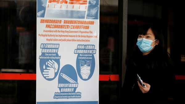 Coronavirus cinese: epidemia di polmonite in Cina - Sputnik Italia