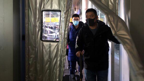 Coronavirus cinese - Sputnik Italia