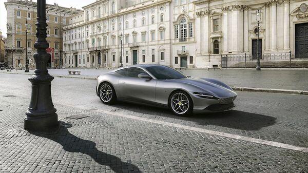 Ferrari Roma - Sputnik Italia
