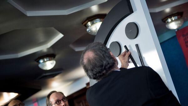 Doomsday Clock - Sputnik Italia