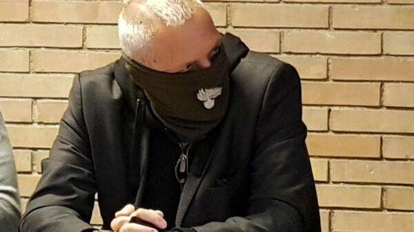Sergio De Prima (Capitano Ultimo), il colonnello dei carabinieri che arrestò Totò Riina - Sputnik Italia