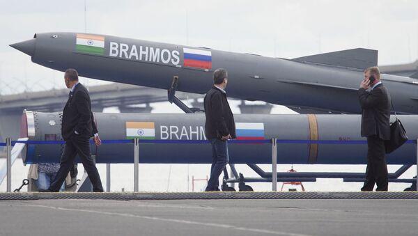Missile ipersonico russo-indiano BrahMos - Sputnik Italia