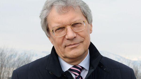 L'ambasciatore della Federazione Russa in Italia Sergey Razov  - Sputnik Italia