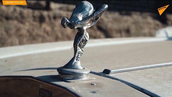 Una Rolls-Royce  villereccia - Sputnik Italia