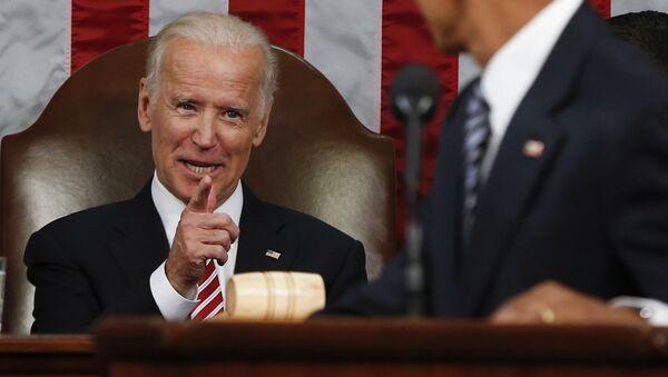 Joe Biden e Barack Obama - Sputnik Italia