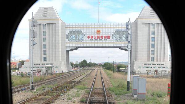 Frontiera russo-cinese - Sputnik Italia