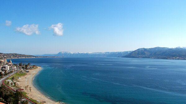 Lo stretto di Messina - Sputnik Italia