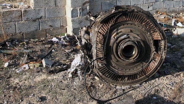 Sul luogo dello schianto del Boeing 737 della Ukraine Airlines - Sputnik Italia