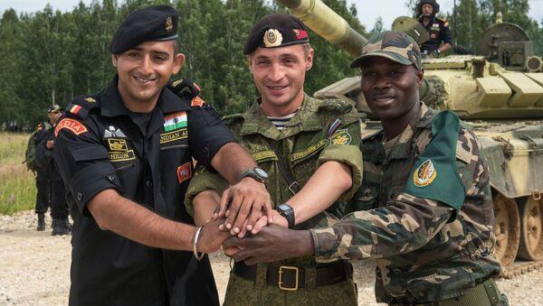 Army Games 2015 - Sputnik Italia