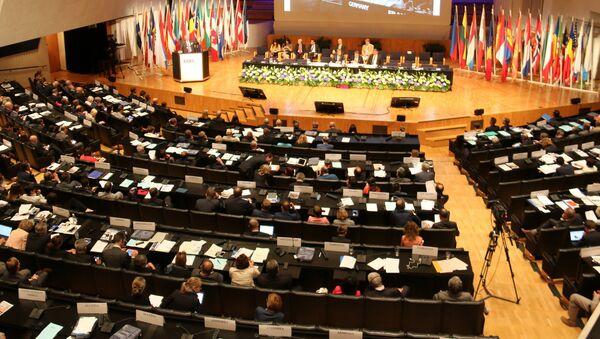 24 сессия Парламентской ассамблеи ОБСЕ в Хельсинки, Финляндии - Sputnik Italia