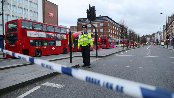 Polizia a Streatham, Londra - Sputnik Italia